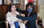 Sorteo solidario para la pequeña Bea, una niña de San Adrián con síndrome de Rett