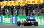 Hamilton ganó en Portimao, donde Alonso fue octavo y Sainz, undécimo