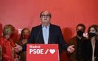 Gabilondo (PSOE): &quotLos resultados no son buenos, no lo he logrado y lo lamento