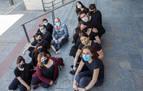 El grupo de teatro de la UPNA representa el jueves '¡Ay, muerte de mi vida!'