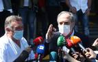 Gabilondo abandona el hospital tras un día ingresado por una arritmia