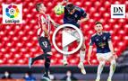 Resumen del Athletic Club 2-2 Osasuna en vídeo