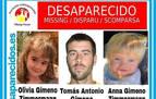 Décimo segundo día de búsqueda de las dos niñas desaparecidas en Tenerife