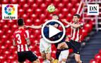 Resumen del Athletic Club 2-2 Osasuna: Gol de Ante Budimir (2-2)