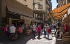 Navarra reabre sus mugas a la espera de que los jueces decidan sobre el toque de queda