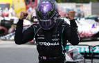 Hamilton reina en Barcelona, con Sainz séptimo y Alonso 17º