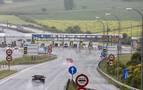 Normalidad en las carreteras navarras en las primeras horas sin cierre perimetral