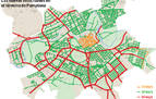 Pamplona: 583 calles a 30 km/h