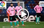 Resumen del Levante 3-3 Barcelona en vídeo
