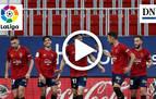 Resumen del Osasuna 3-2 Cádiz en vídeo