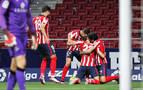 El Atlético se pone serio
