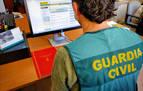 Detenidos tras ser pillados mientras robaban en una vivienda en la Ribera