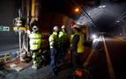 Sondean el subsuelo del túnel de Belate para determinar la resistencia de rocas
