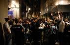Desalojadas 9.055 personas en aglomeraciones en Barcelona de madrugada