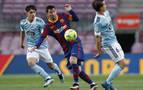 Un Barcelona triste dice adiós a LaLiga con una derrota ante el Celta