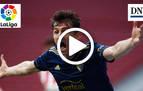 Resumen del Atlético 2-1 Osasuna: gol de Budimir (0-1)