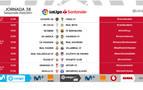 LaLiga rectifica los horarios: Osasuna juega el sábado