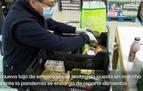 Pamplona reparte alimentos a 300 familias en situación de exclusión social
