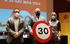 Tráfico destaca que la limitación de la velocidad a 30 km/h