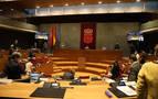 Ciriza rechaza actuar en materia ferroviaria