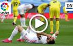 Resumen del Real Madrid 2-1 Villarreal en vídeo