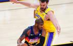 Los Lakers empatan su serie y Doncic vuelve a abusar de los Clippers