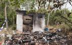 Hallan un cadáver en una caseta de Tudela que se incendió hace 11 días