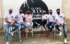 Villafranca acoge un festival con siete muralistas de arte urbano