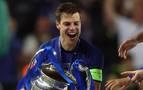 ¿Quién es César Azpilicueta, el navarro que ha levantado la Copa de Europa como capitán del Chelsea?