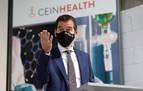 El consejero de Desarrollo Económico y Empresarial, Mikel Irujo, ha inaugurado el laboratorio CEINHealth Biotechlab, puesto en marcha por CEIN en las instalaciones de su Vivero de Innovación, en Noáin. Se trata de un espacio tecnológico compartido para startups biotecnológicas del sector de salud que inician su actividad o están en las primeras fases de crecimiento.