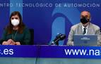 Juan Cruz Cigudosa y Teresa Riesgo presentan