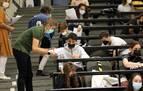 Sólo 56 de los 3.409 alumnos presentados a la EvAU en Navarra han suspendido