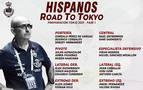 Tres navarros en la prelista de los 'Hispanos' para Tokio