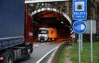 El consejero Ciriza descarta financiar los túneles de Belate con el peaje en sombra