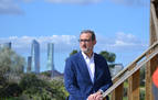 Juan Virgilio Márquez, director general de la Asociación Empresarial Eólica.