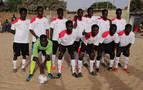 Senegal recibe dos envíos más de material deportivo desde Navarra