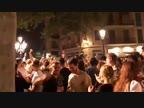 Desalojadas 6.640 personas por formar aglomeraciones en Barcelona