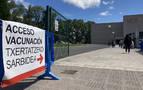 La vacunación avanza en Navarra y llega ya a las personas de 44 años