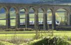 65 pasajeros de Navarra, en un Alvia averiado en Miranda de Ebro