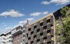 Pamplona tendrá el edificio más alto de España construido en madera
