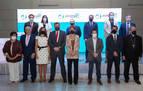 Autoridades participantes en el acto del 50 aniversario de Corporación Jofemar.