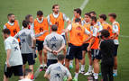 La selección española de fútbol será vacunada antes de la Eurocopa