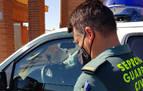 La Guardia Civil rescata una cría de águila ratonera desnutrida en Tafalla