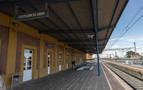 Renfe abre la taquilla de la estación de Castejón