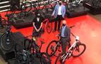 Miranda, Rodríguez y el consejero Ciriza apuestan por la movilidad sostenible.