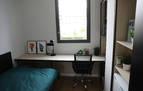 Así será la nueva residencia de estudiantes de la calle Sadar de Pamplona