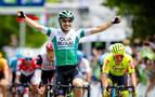 Aberasturi, del Caja Rural-RGA, se impone al sprint en la tercera etapa de la Vuelta a Eslovenia