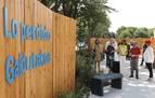 Chivite confía en que el jardín homenaje a las víctimas sea una herramienta de