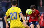 Osasuna ve cada vez más espinosa la cesión de Manu Sánchez
