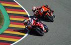 Pole para Zarco en el GP de Alemania, con Aleix Espargaró tercero